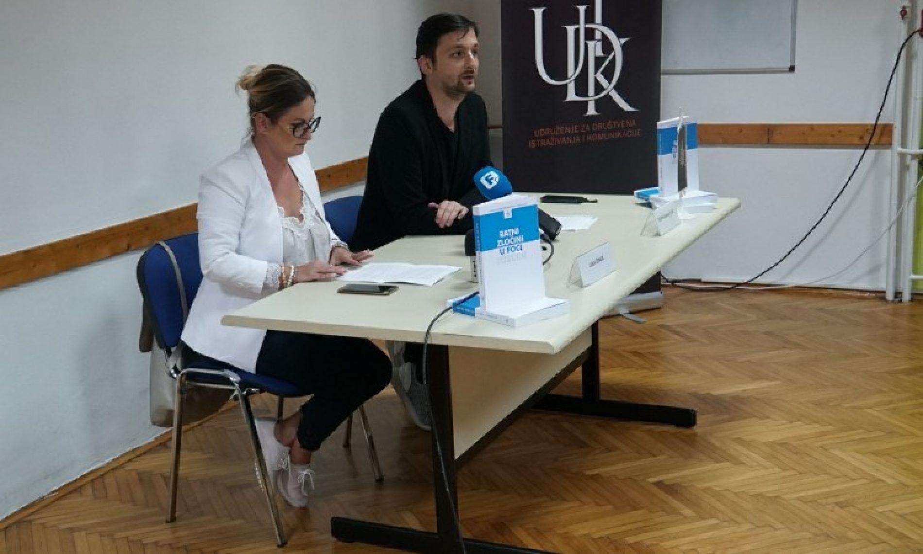 U Sarajevu predstavljena Publikacija 'Ratni zločini u Foči – Presude'