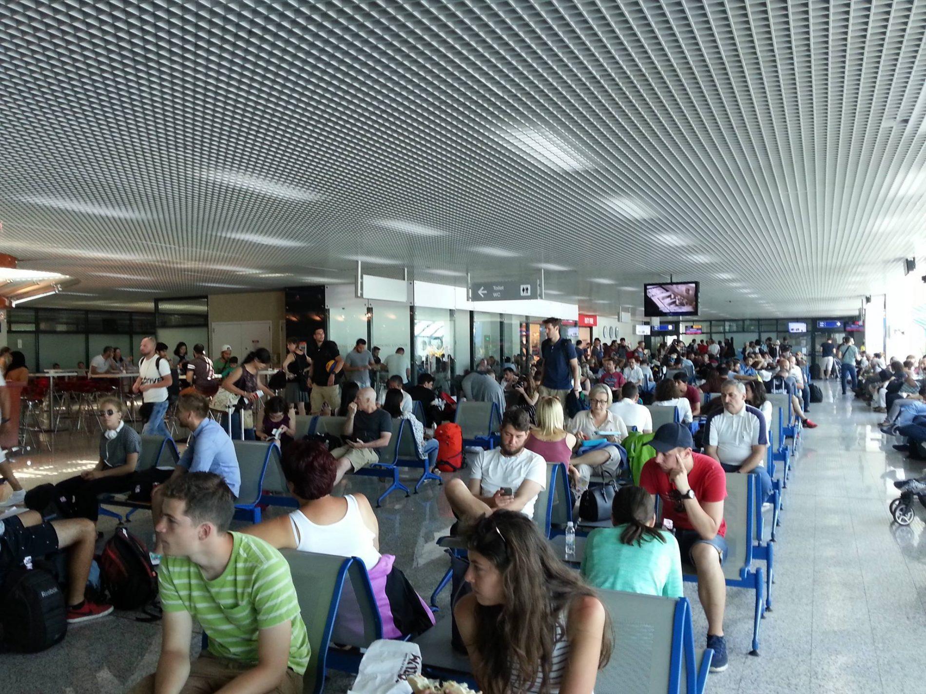Međunarodni aerodrom Sarajevo i u augustu oborio rekord po broju putnika
