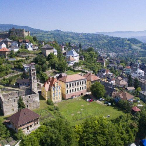 Kraljevski grad Jajce na tragu starog sjaja (FOTO)