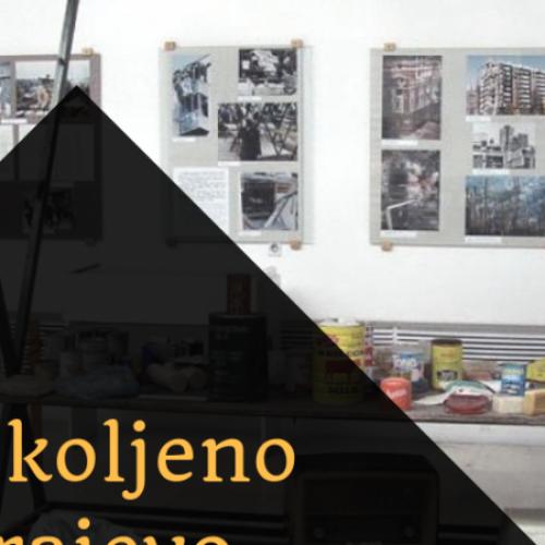 Izložba 'Opkoljeno Sarajevo' u Beogradu