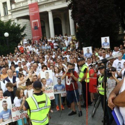U Sarajevu danas novi protesti PRAVDA ZA DŽENANA