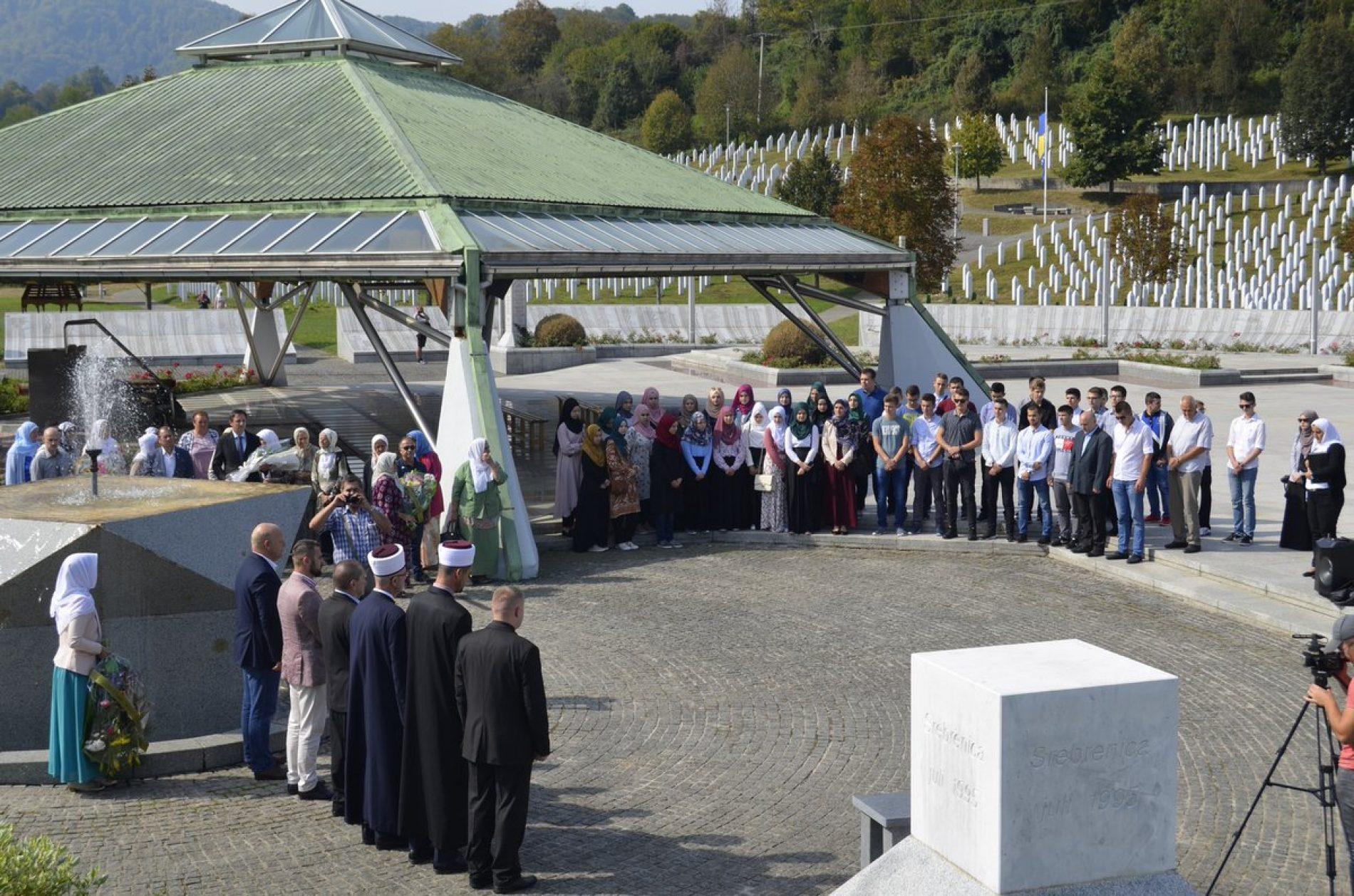 Obilježena 15. godišnjica otvaranja Memorijalnog centra Potočari – Srebrenica