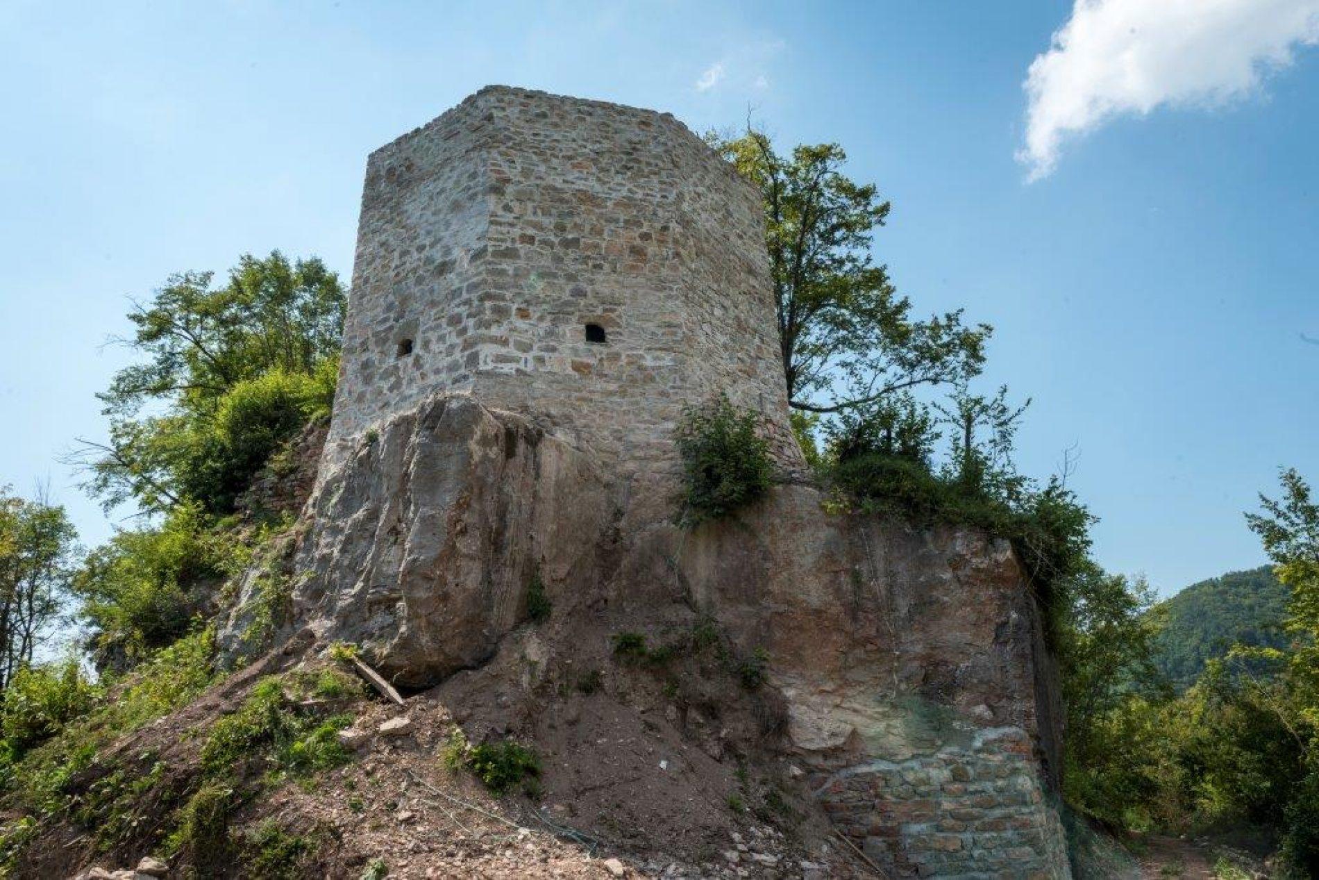Stari grad Dubrovnik kod Ilijaša: Dokaz saradnje Kulina bana s Dubrovčanima (FOTO)