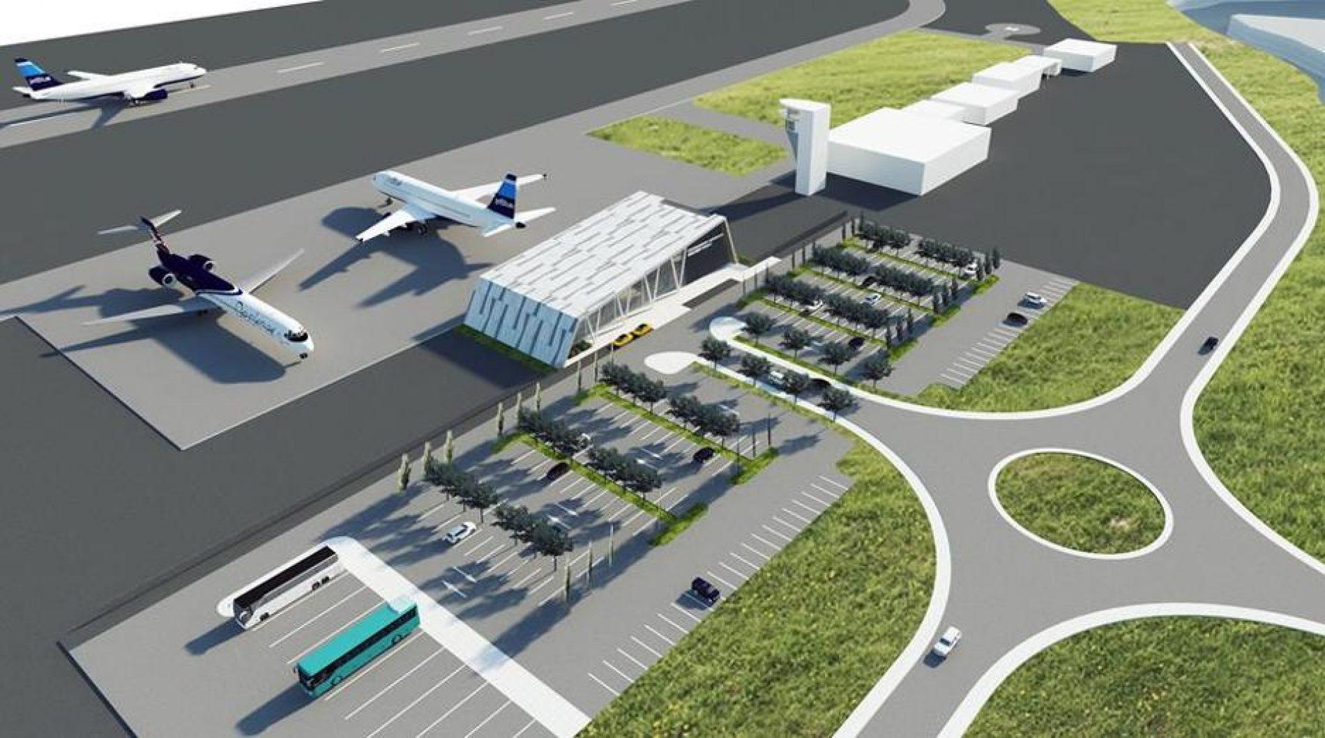 Idejno rješenje aerodroma u Bihaću gotovo, čekaju se dozvole