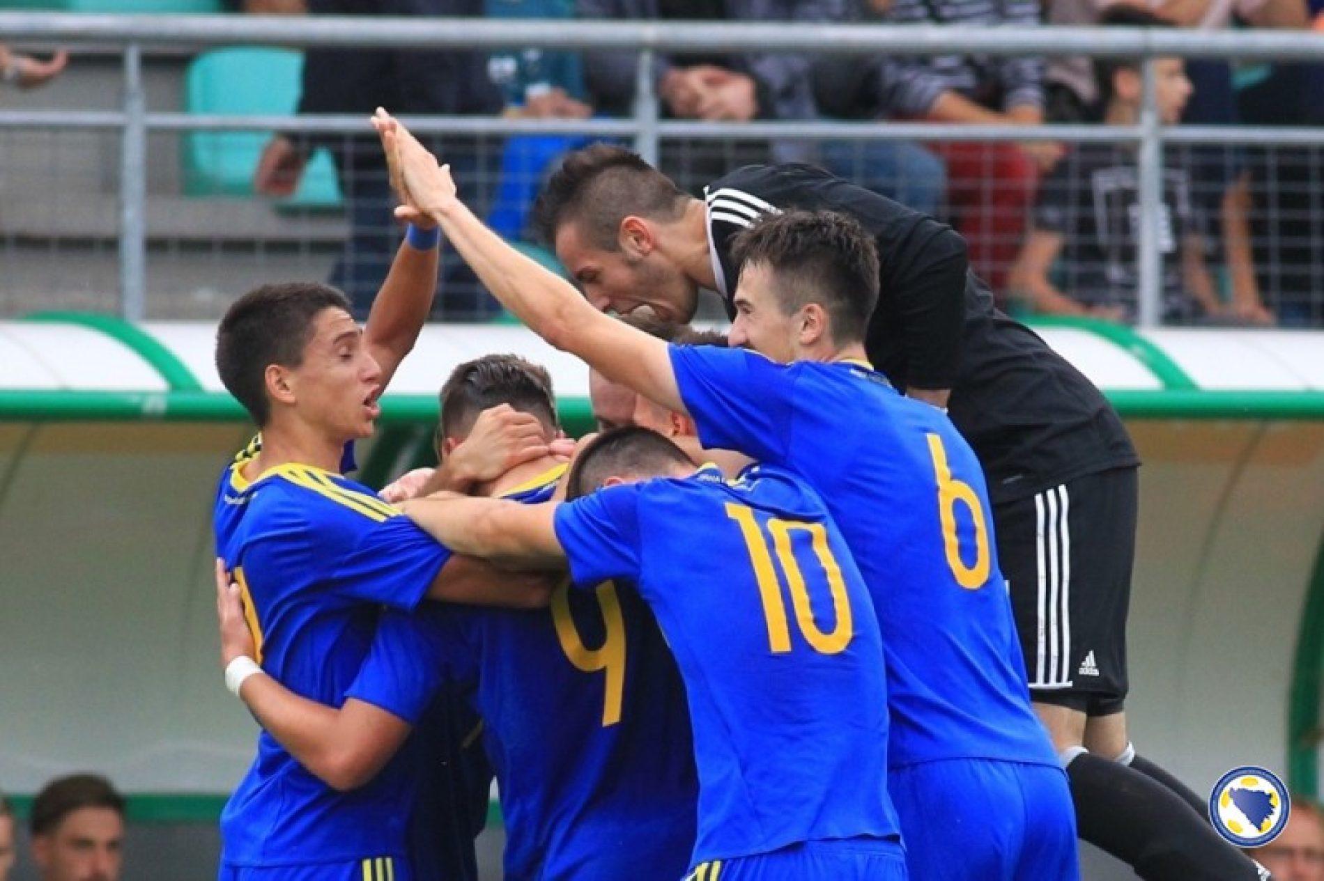 Mladi reprezentativci Bosne i Hercegovine bolji od Švicarske!