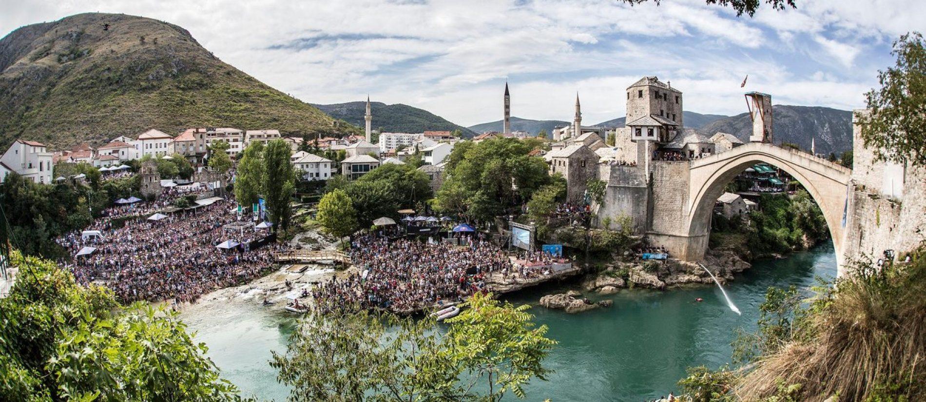 Red Bull Cliff Diving naredne subote u Mostaru