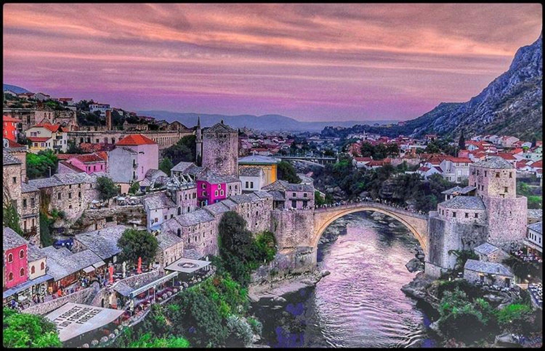 Bosna i Hercegovina: U sedam mjeseci 811.660 (registrovanih) turističkih posjeta