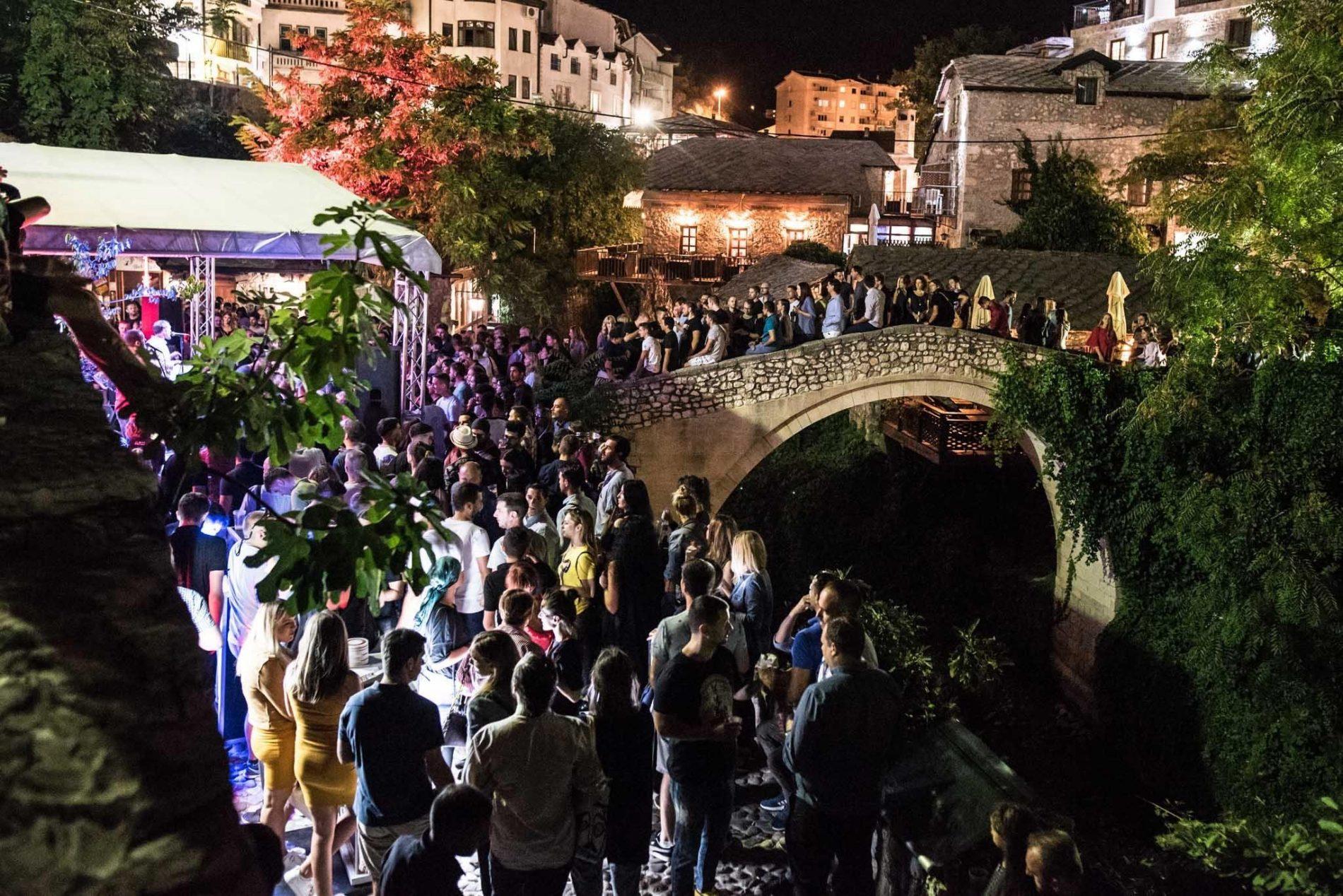 Kriva ćuprija, Mostar