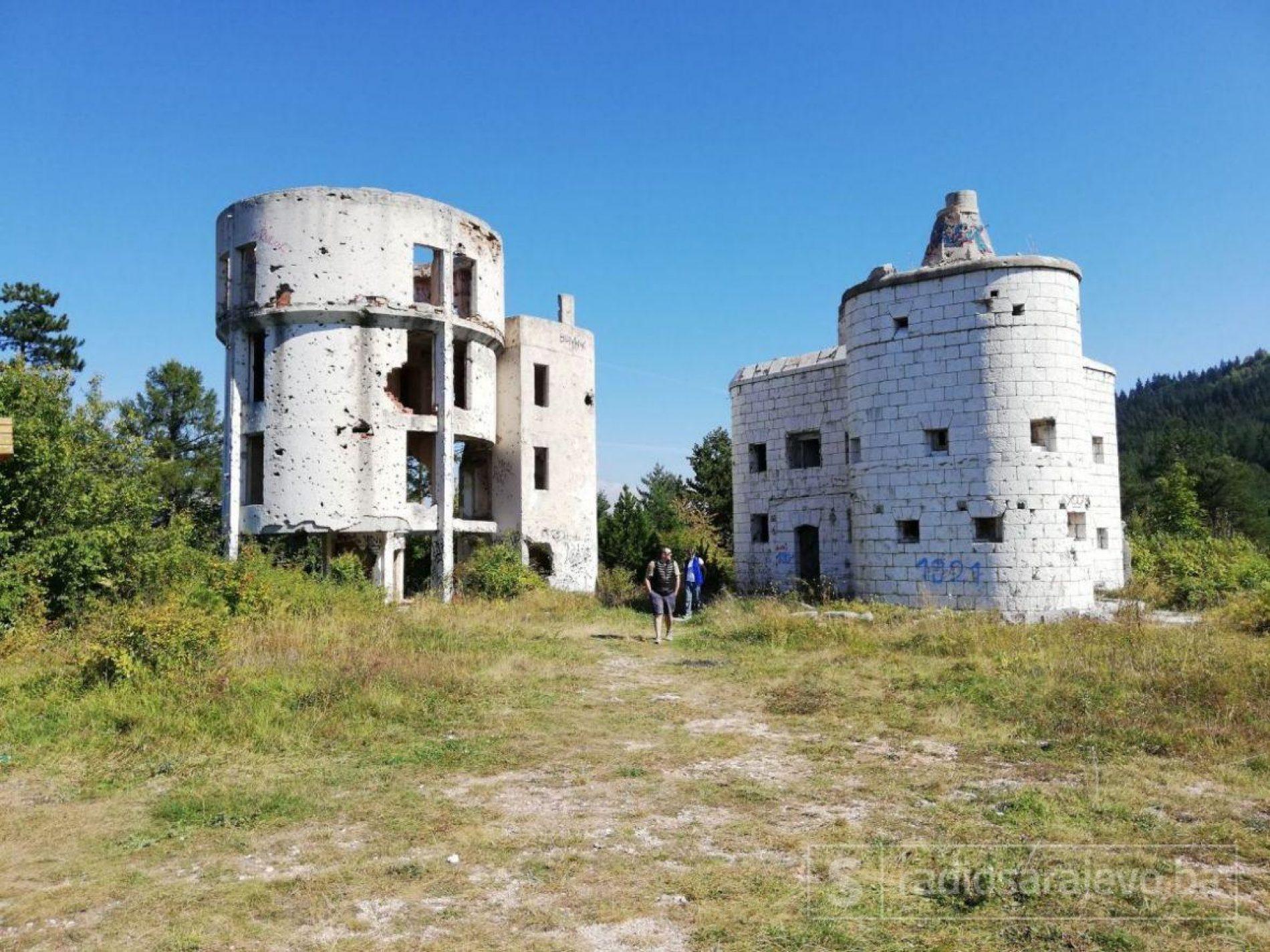 Opservatorij na Trebeviću: Gotov idejni projekt, traže se donatori