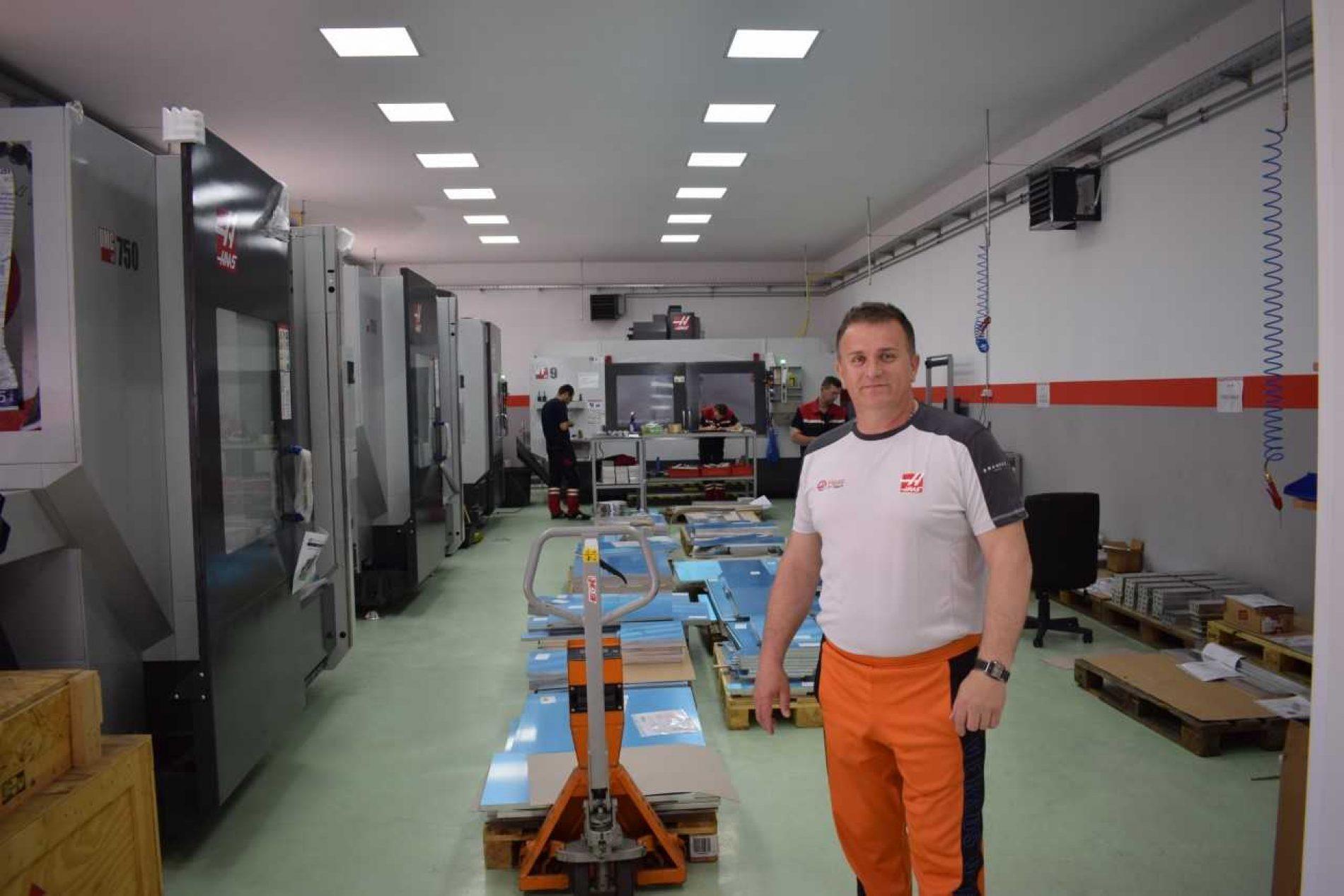 Vratio se iz Švicarske u Bosnu i Hercegovinu, zapošljava mlade ljude
