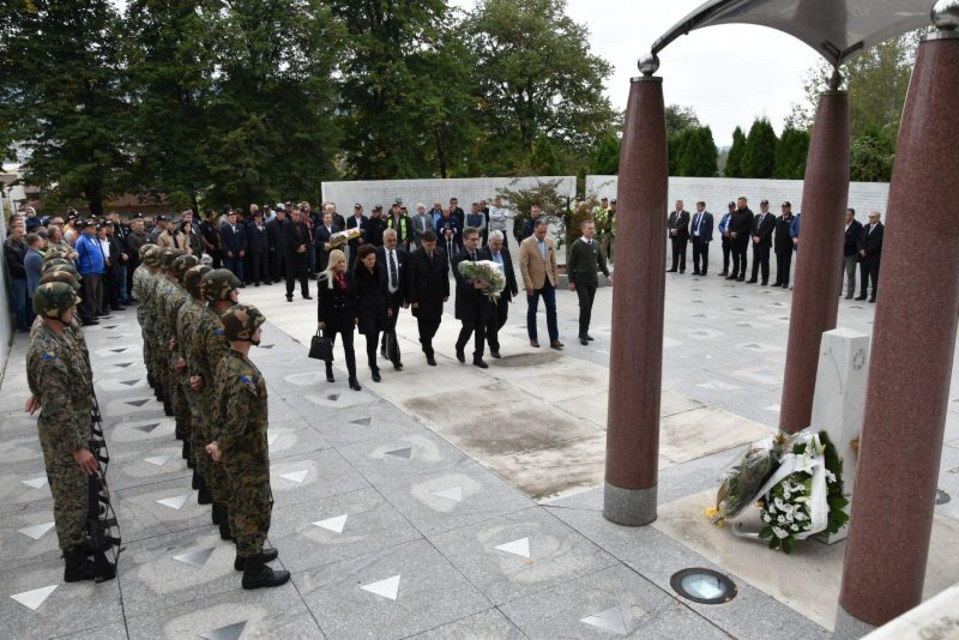 Tuzla: Svečano obilježen 29. septembar – Dan II korpusa Armije RBiH