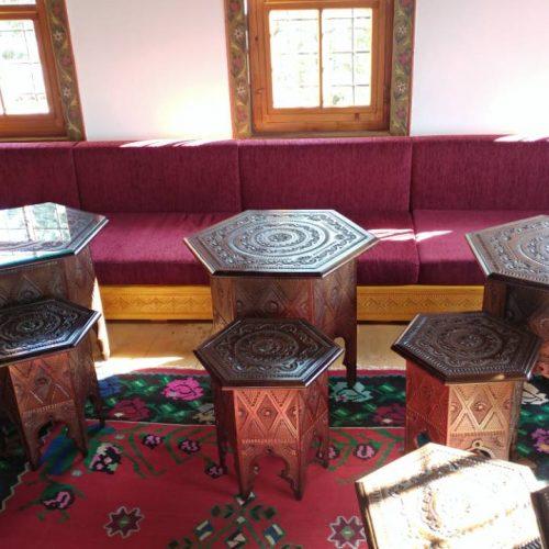 Sarajevo: Uređena unutrašnjost i avlija Saburine kuće