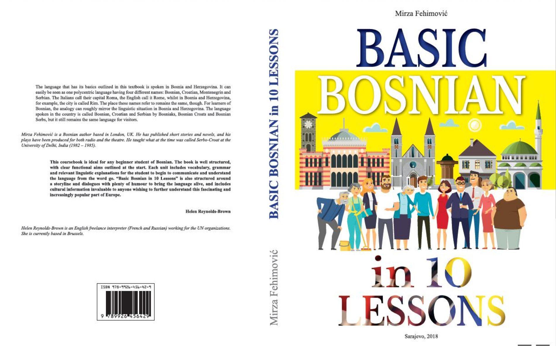 Basic Bosnian in 10 Lessons: Udžbenik bosanskog jezika za strance