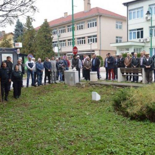 Postavljen kamen temeljac za izgradnju spomenika komandantu Zaimu Imamoviću