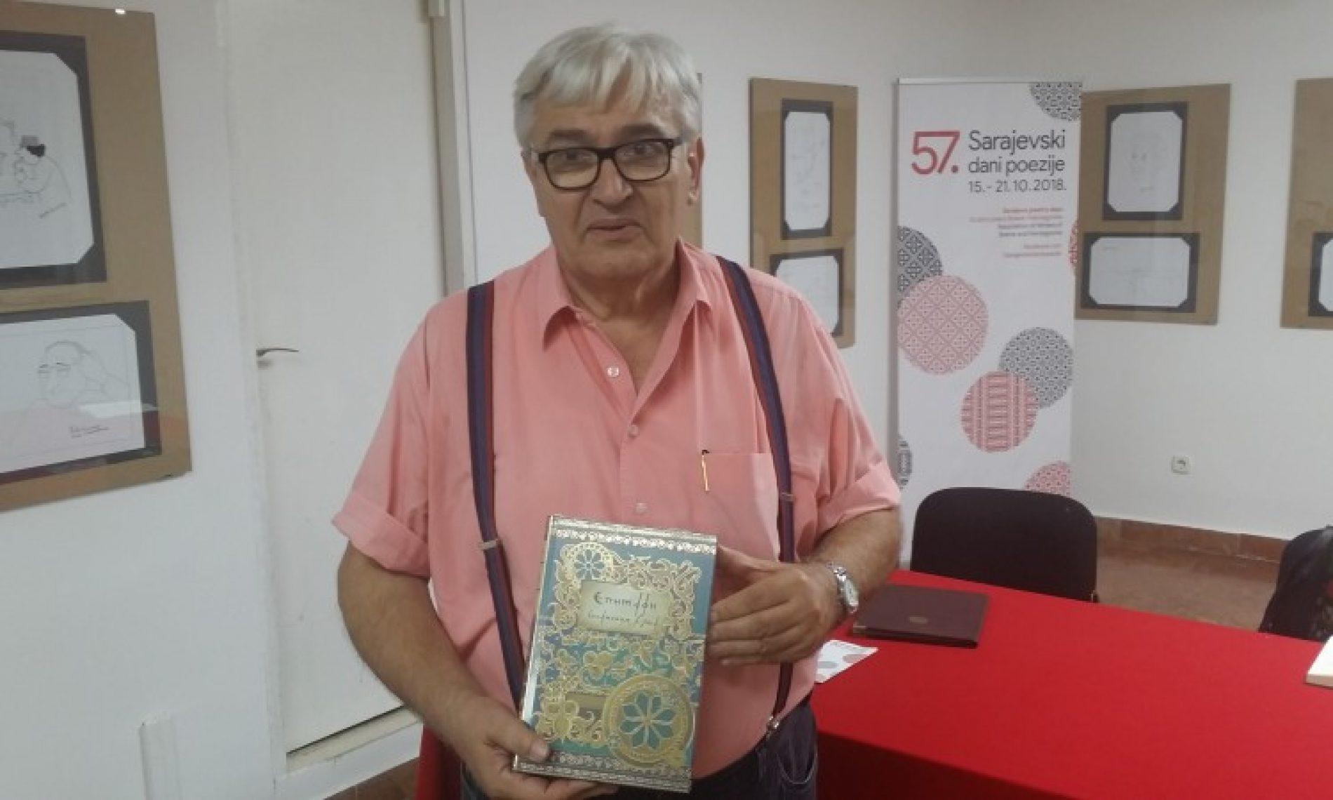 Predstavljena knjiga 'Epitafi bosanskih duša' autora Nenada Tanovića