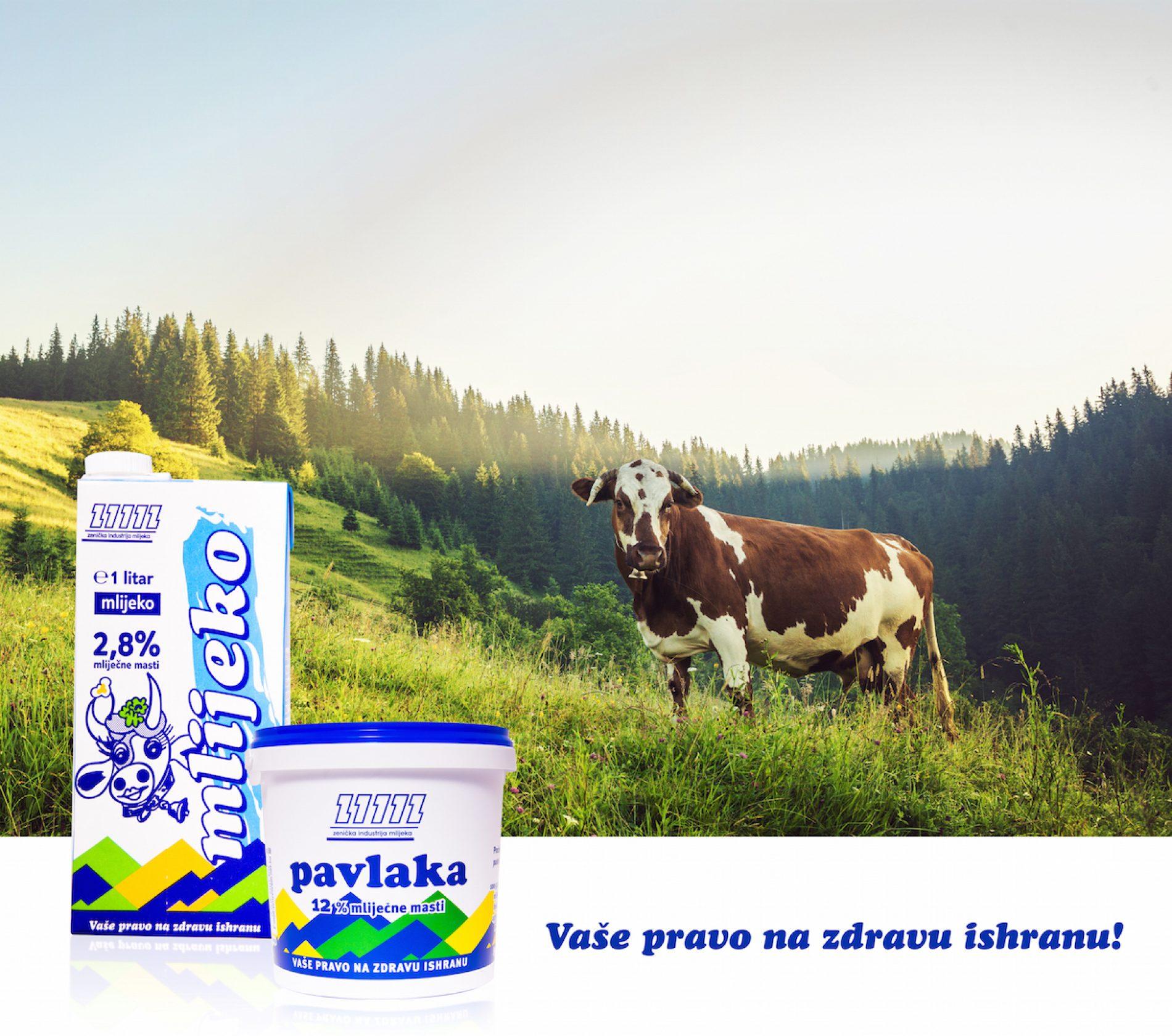 Zenička industrija mlijeka: Bosna i Hercegovina ima sve predispozicije za proizvodnju i izvoz zdravog mlijeka