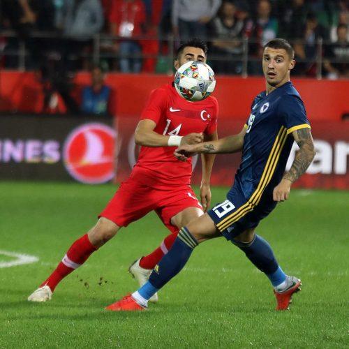 Bez golova u prijateljskom meču Turske i Bosne i Hercegovine