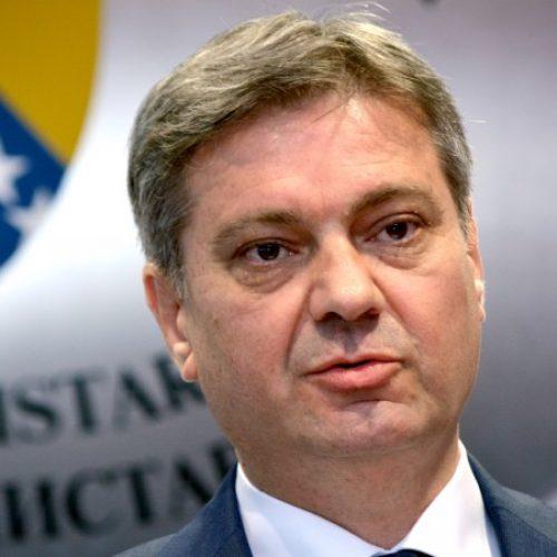 Zvizdić poručio Plenkoviću: 'Poštuj da bi bio poštovan'