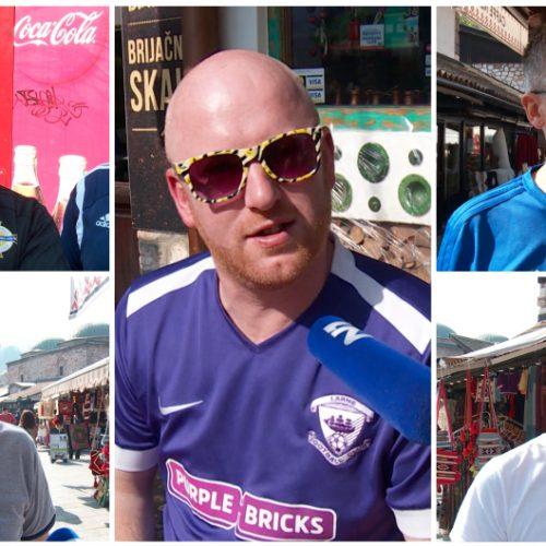 Navijači S. Irske oduševljeni Sarajevom: Grad je fantastičan
