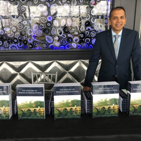 Toronto: Irfan Mirza održao čas bosanskohercegovačke historije