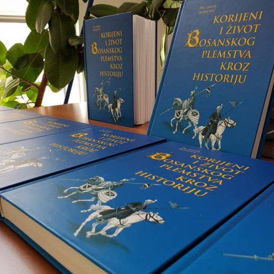 Promovisana knjiga Envera Imamovića o životu bosanskog plemstva