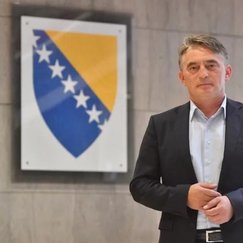 Komšić: Ured u Mostaru učiniti zajedničkim prostorom Univerziteta i Sveučilišta