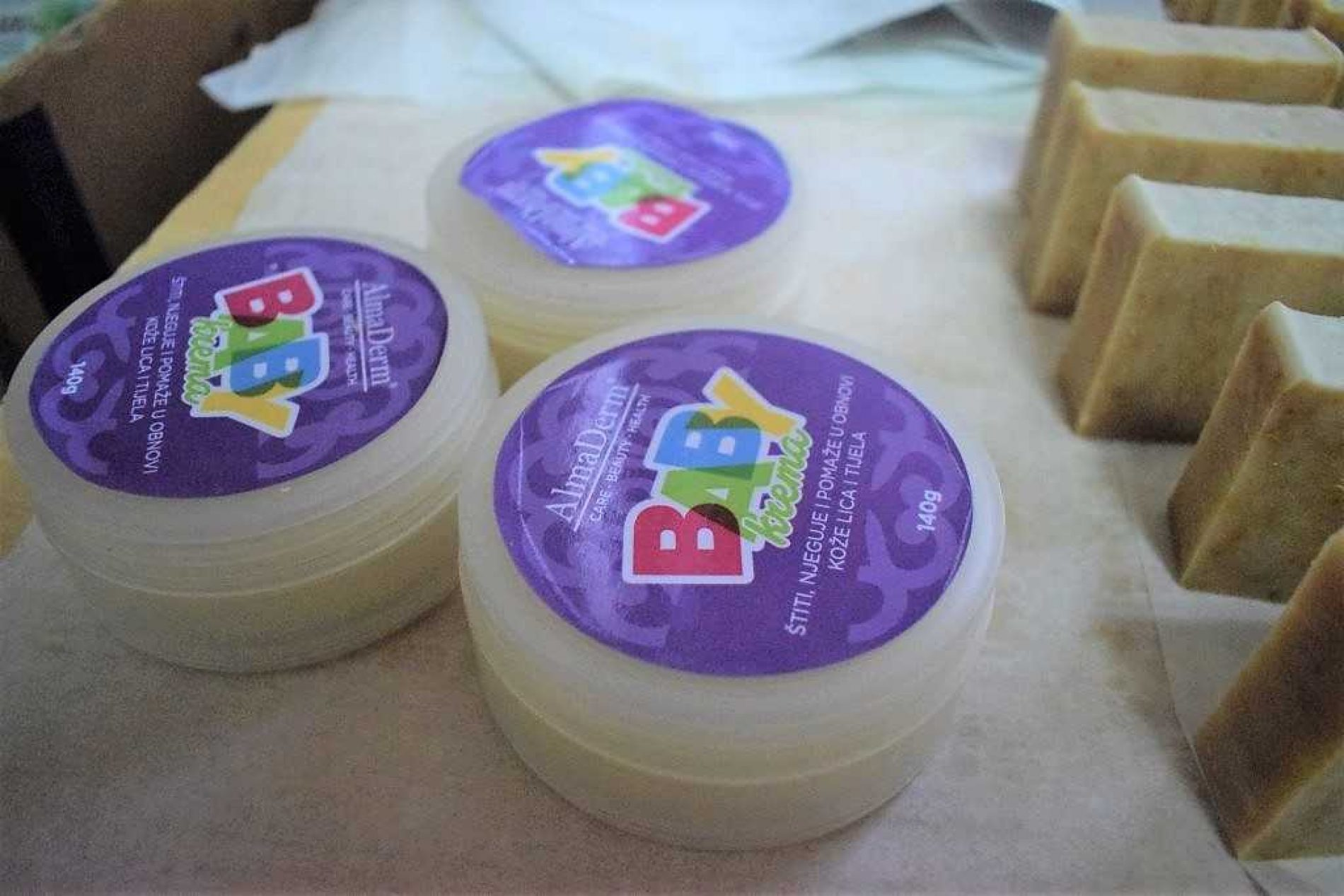 AlmaDerm: Kozmetika iz Kladnja spremna za Dubai