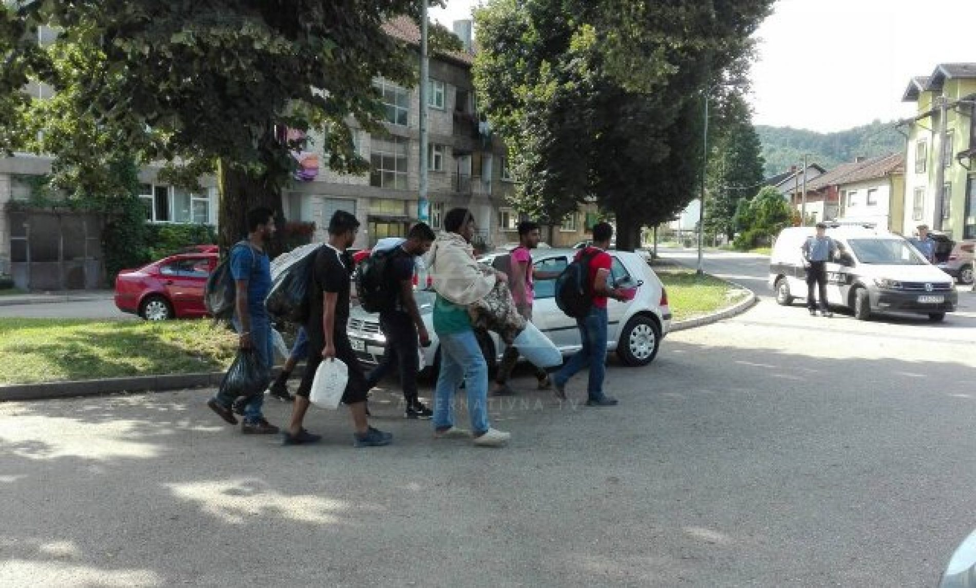 Jug zemlje: Uhapšeno 15 migranata, obradovalo ih saznanje da su u Bosni!