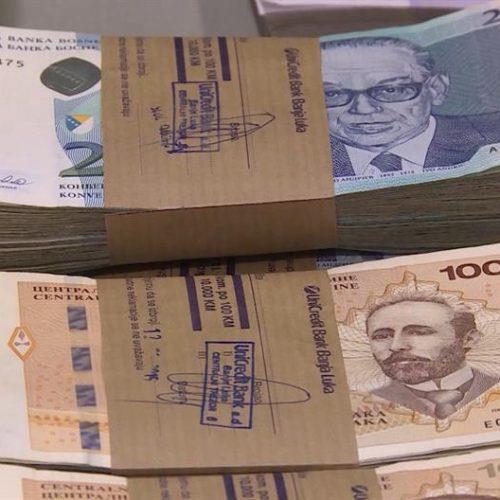 Rekordan iznos: Depoziti građana Bosne i Hercegovine iznose 11,83 milijardi BAM
