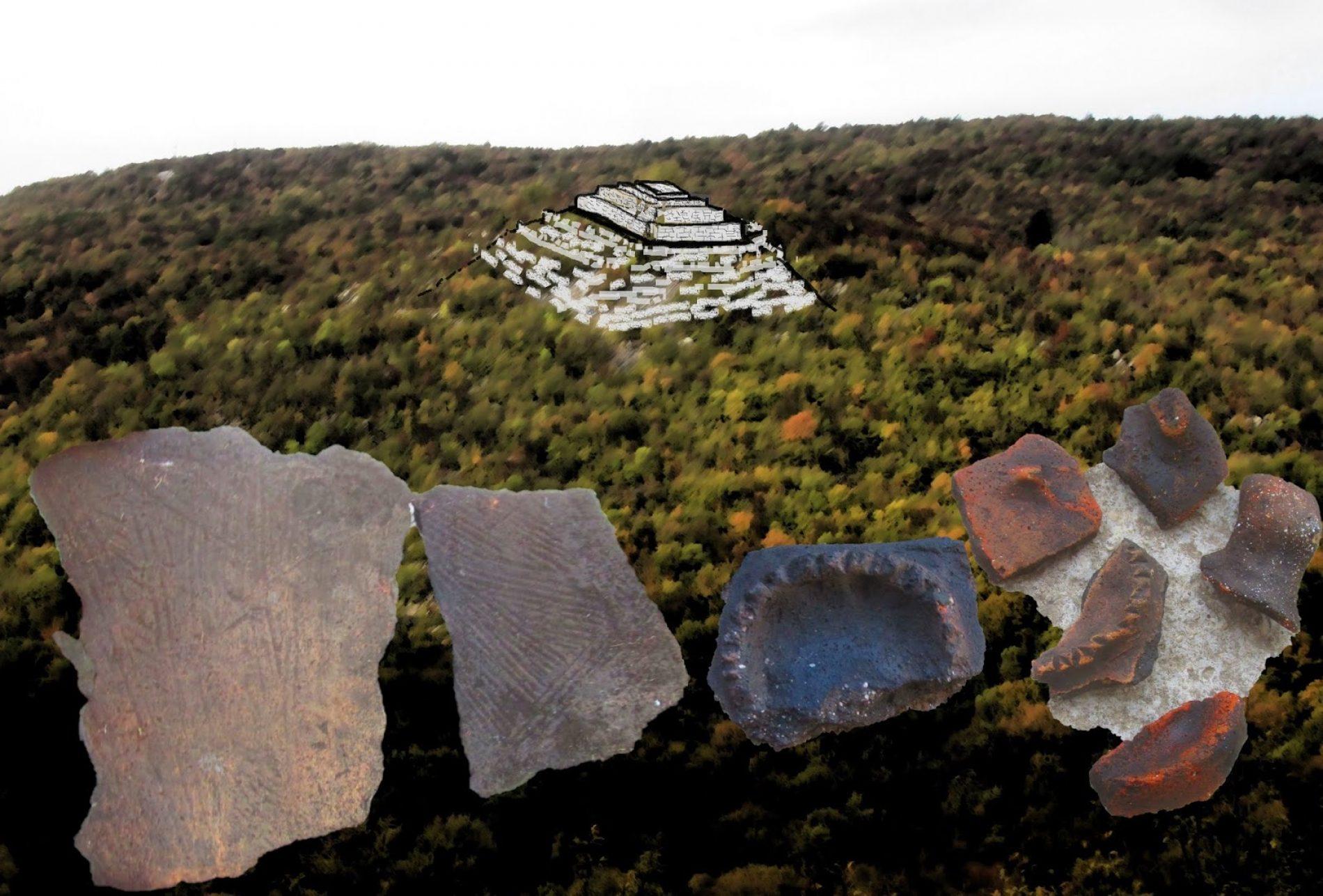 Hercegovina 'vrvi' ostacima ilirskih stepenastih piramida