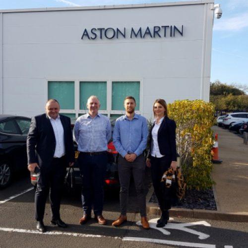 Prevent Components proizvodit će komponente za Aston Martin