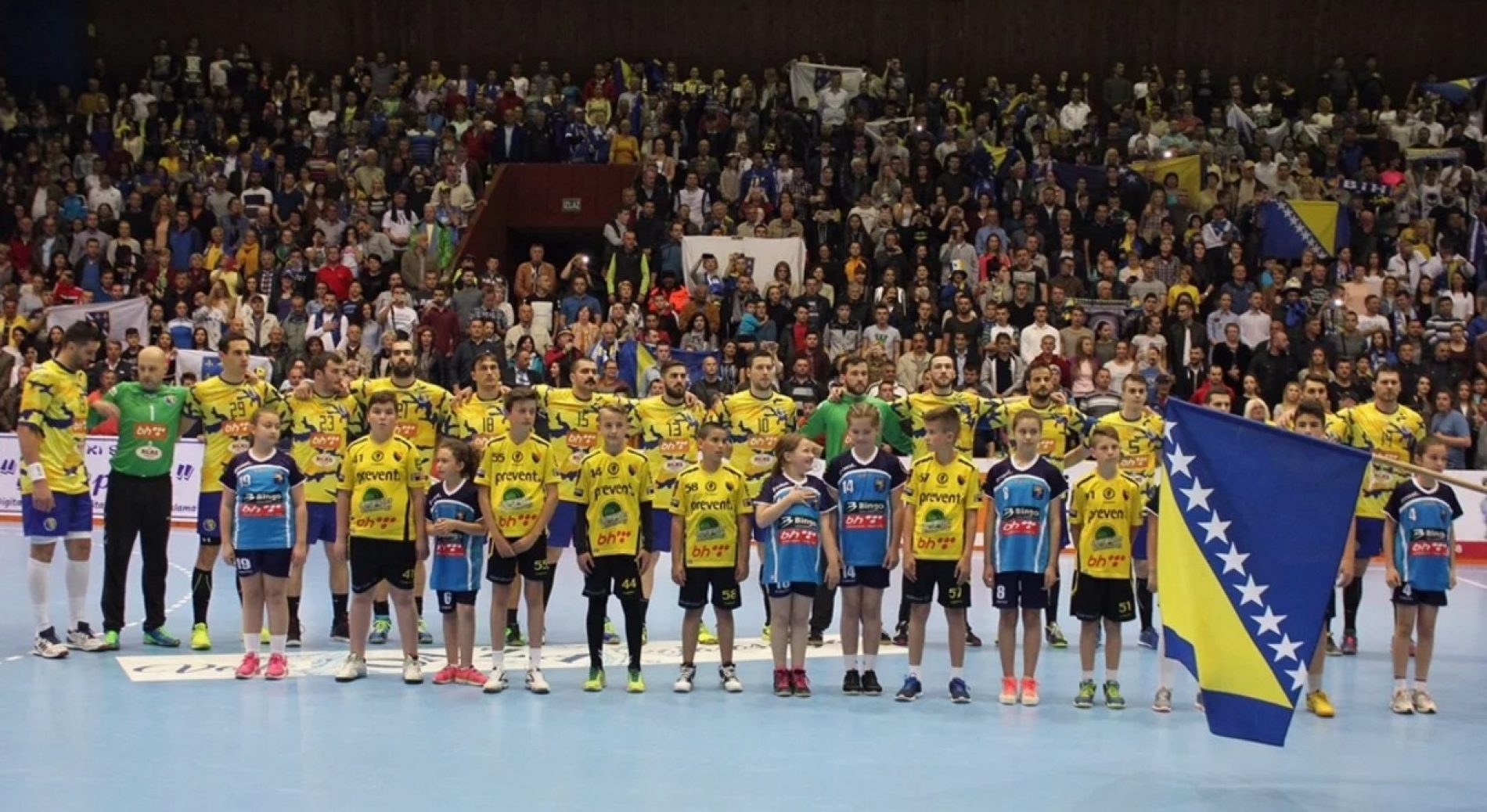 Šuman: Bosna i Hercegovina ima šansu da se prvi put plasira na Evropsko rukometno prvenstvo