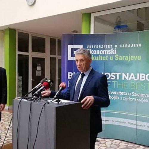 Ugljanin: Status Sandžaka preduslov za rješenje spornih pitanja Bosne i Srbije
