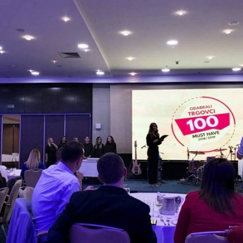 Izabrano top 100 proizvoda u Bosni i Hercegovini