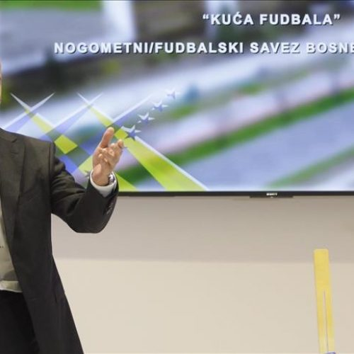 Predsjednik UEFA-e: Svijet se ovih dana divi rezultatima vaše reprezentacije, Džeki i Pjaniću