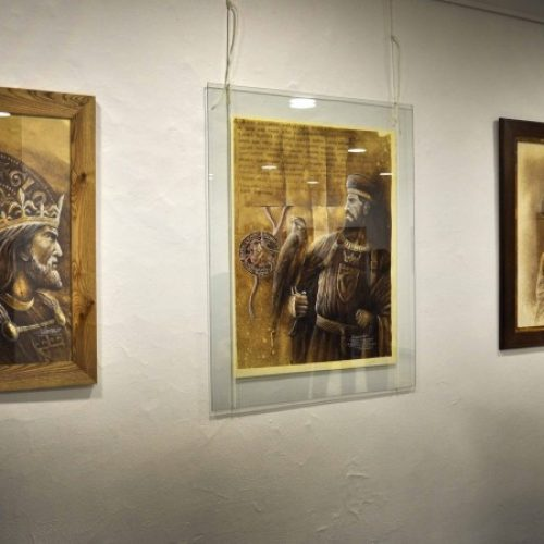 U Mostaru izložba slika Ahmeta Hundura – Doprinos ljepoti koja nas okružuje, posebnoj zemlji posebnih ljudi