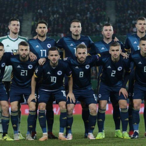 Bosna i Hercegovina večeras igra prijateljski meč sa Španijom