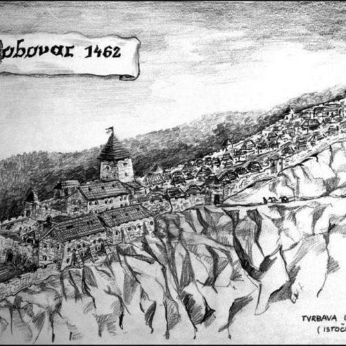 25. novembar na mjestu gdje su stolovali bosanski kraljevi (Video)