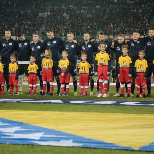 Liga nacija: Bosna neporažena u Beču – Zmajevi se plasirali u 'A' diviziju!
