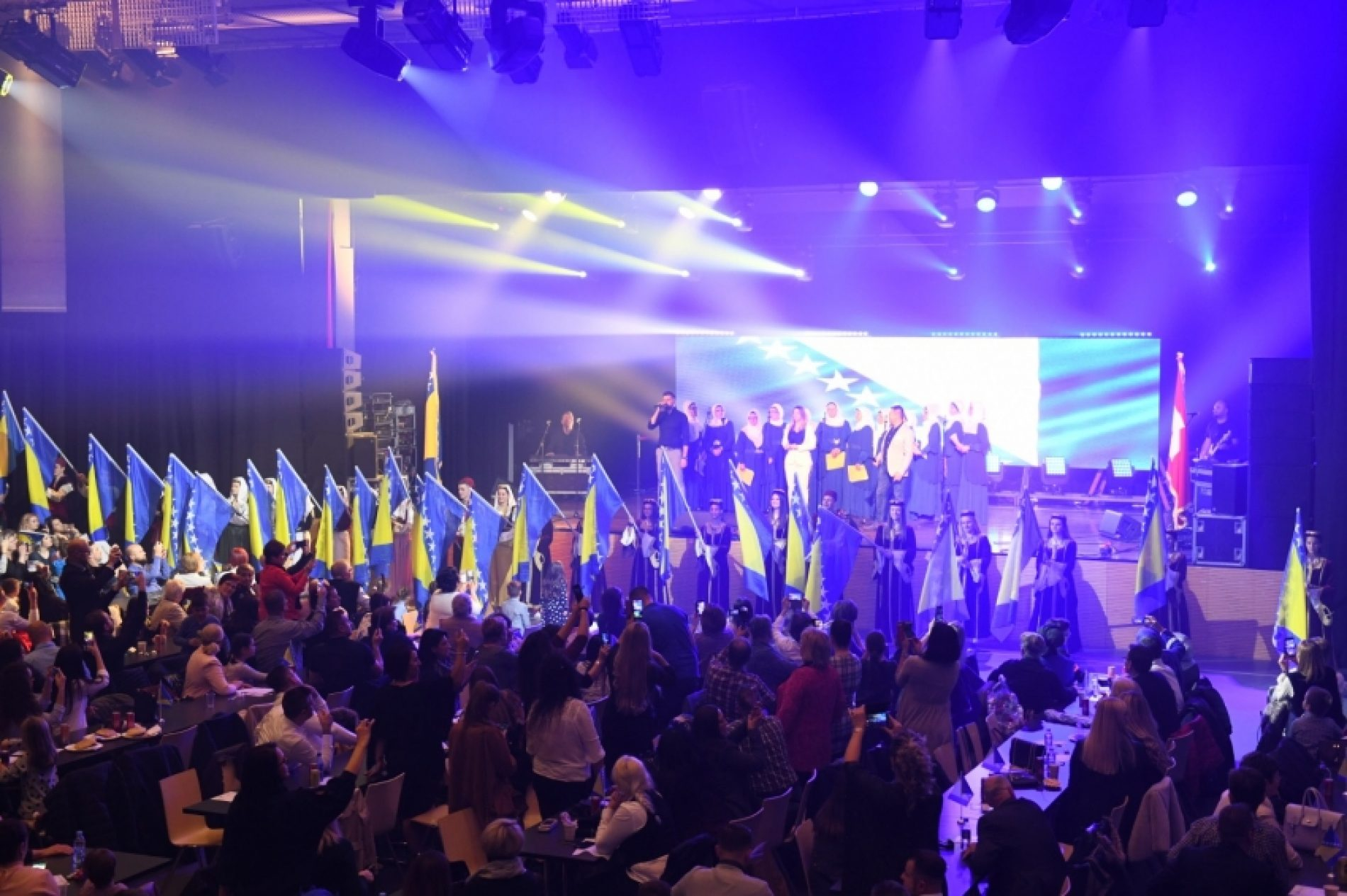 Švicarska: Veličanstvena manifestacija povodom Dana državnosti Bosne i Hercegovine