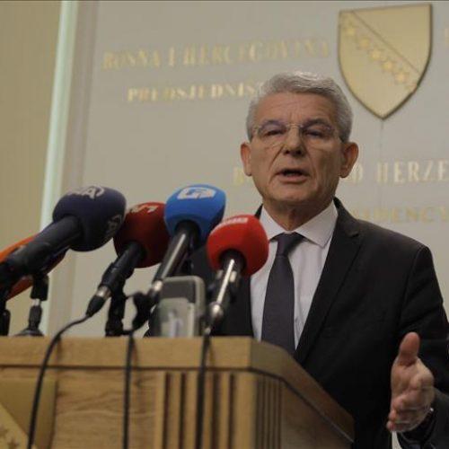 Džaferović: Nema demilitarizacije Bosne i Hercegovine u situaciji kada se naši susjedi naoružavaju