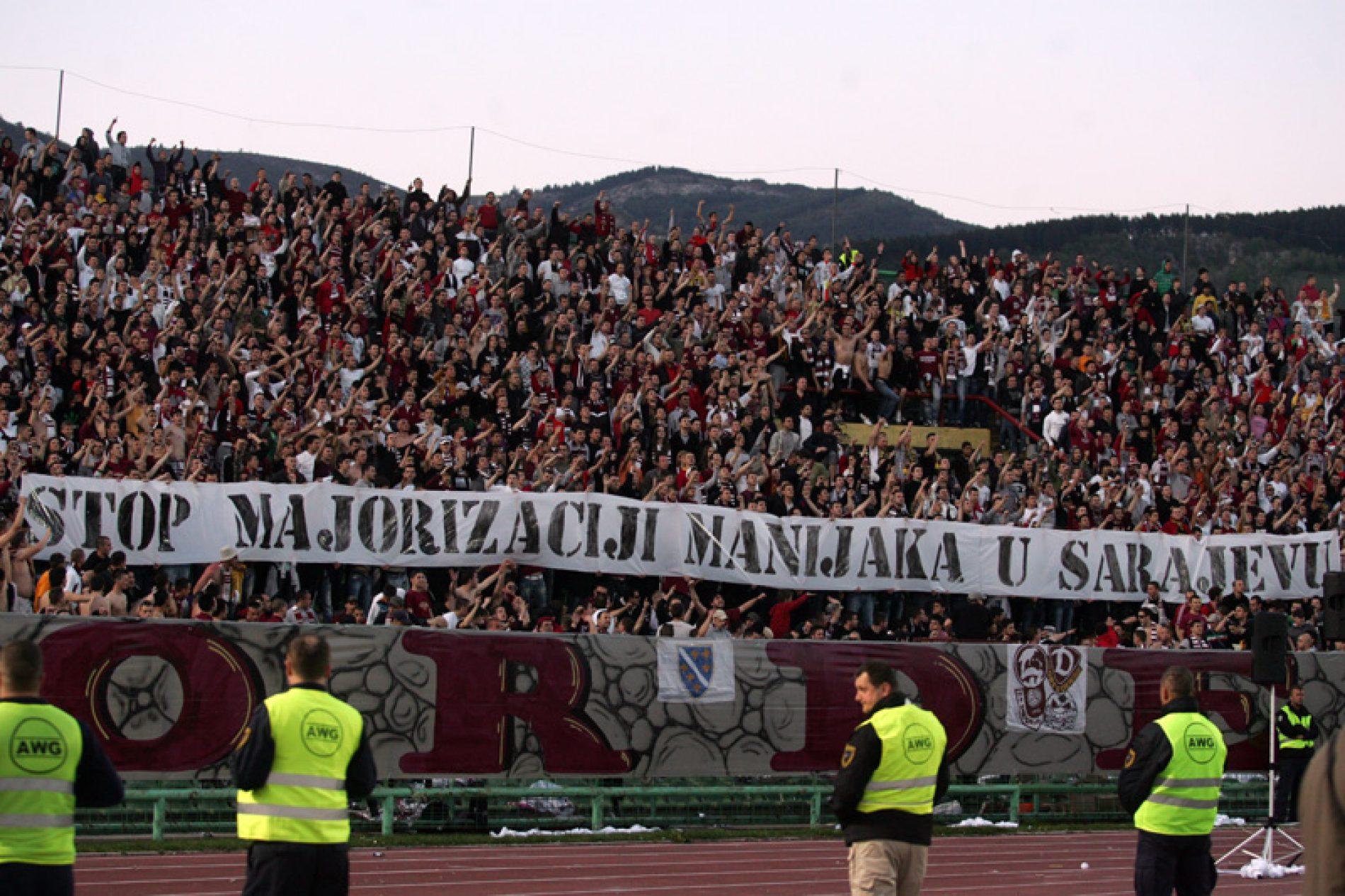 U subotu 117. sarajevski derbi: Iz oba tabora pozivaju navijače da dođu i uživaju u fudbalu