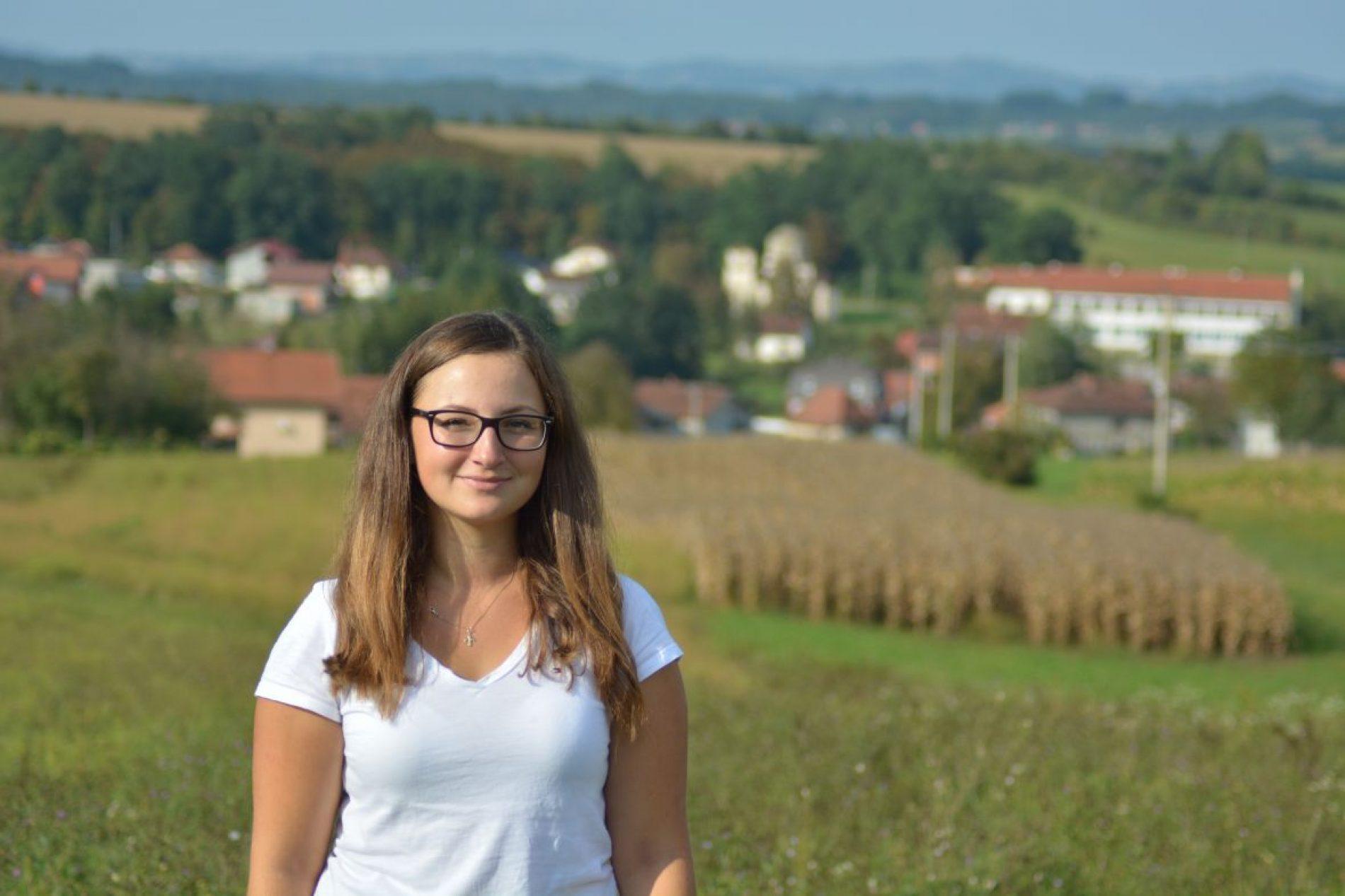 Ena Zolić: Rođena u Njemačkoj, nakon studija dolazi u Bosnu da pokrene posao na očevom imanju