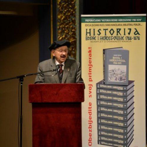 Historija Bosne i Hercegovine u djelima akademika Galiba Šljive (Video)
