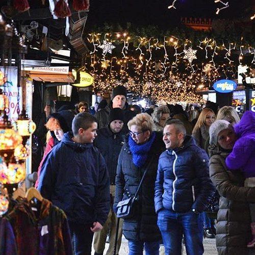 Beograđani pozvani na doček Nove godine u Sarajevu