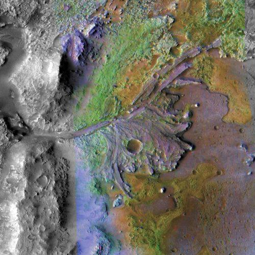 Krater na Marsu nazvan po našoj riječi i mjestu u Bosni – 'Jezero', sljedeća velika misije NASA-e!