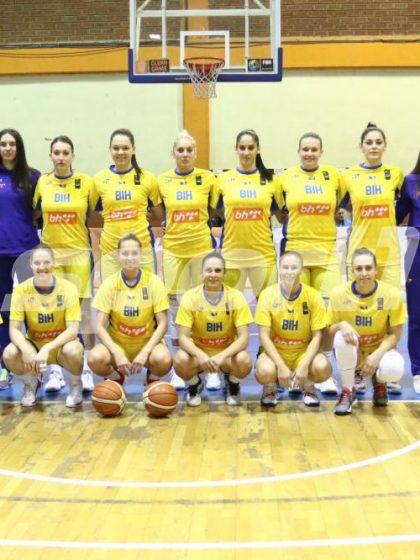 Bosanske košarkašice bolje od Crnogorki – Na korak do Evropskog prvenstva!
