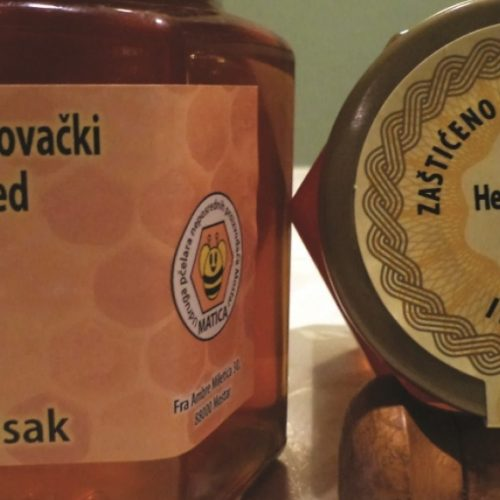 Nakon meda iz Cazinske krajine, međunarodno certifikovan i med iz Hercegovine!