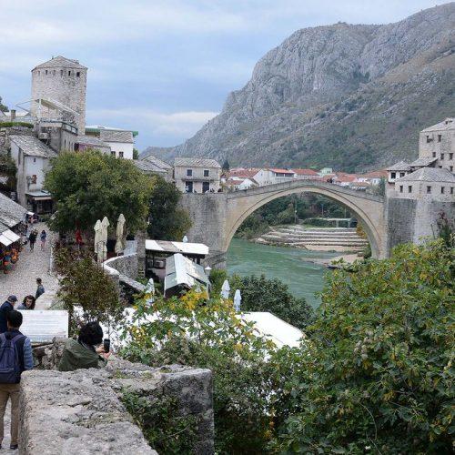 Četvrt stoljeća od rušenja Starog mosta u Mostaru