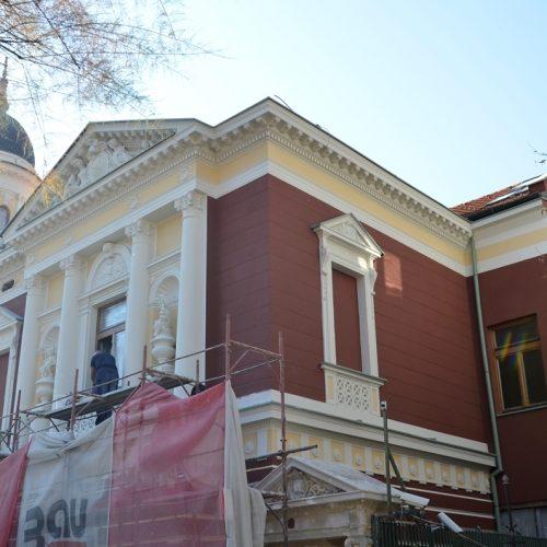 Pogledajte kako izgleda obnovljena fasada Olimpijskog muzeja u Sarajevu